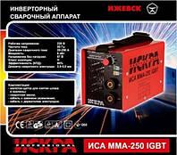 Сварочный инвертор Искра Professional ИСА ММА-250 IGBT