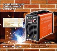 Сварочный инвертор Ростов Дон ИСА ММА-350 IGBT (кейс)