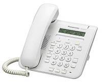 Проводной IP-телефон Panasonic KX-NT511ARUW White