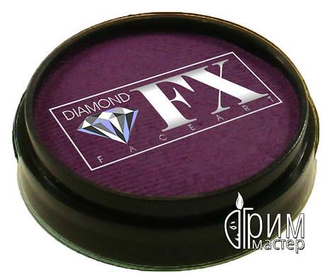 Аквагрим Diamond FX основной фиолетовый 10g, фото 2