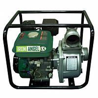 Дизельная мотопомпа Iron Angel WPD 80