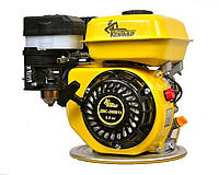 Двигатель бензиновый Кентавр ДВС-200Б1Х (редуктор 1/2)