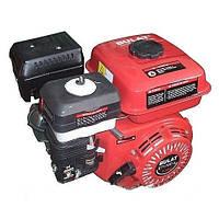 Двигатель бензиновый Bulat BT170F-L (редуктор 1/2)