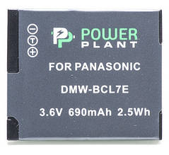 Аккумулятор PowerPlant Panasonic DMW-BCL7E 690mAh
