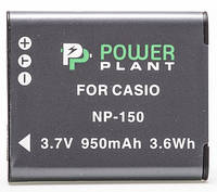 Аккумулятор PowerPlant Casio NP-150 950mAh