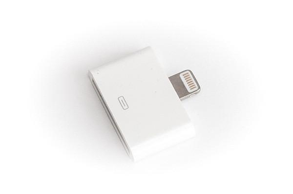 Переходник PowerPlant iPhone 4 30Pin - iPhone 5 8pin