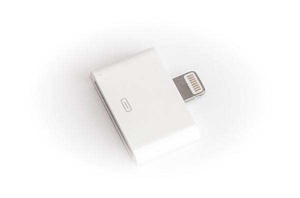 Переходник PowerPlant iPhone 4 30Pin - iPhone 5 8pin, фото 2