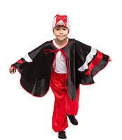 Карнавальный костюм птицы (ласточка, грач, ворон) детский