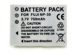 Аккумулятор PowerPlant Fuji NP-30 750mAh