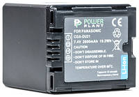 Аккумулятор PowerPlant Panasonic VBD210, CGA-DU21 2600mAh