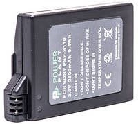 Aккумулятор PowerPlant Sony PSP-S110/2000/2600/S360 2600mAh