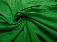 Кулир стрейч (кулирка) зеленый