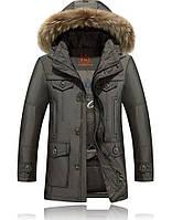 Мужское пальто. Модель 869