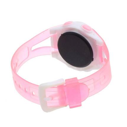 Детские электронные наручные часы Baby Joy Rose, фото 2