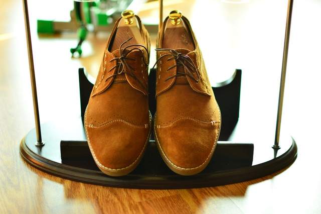 Мужские туфли броги недорого