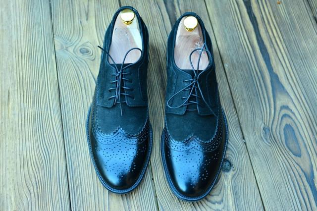 Оригинальные мужские туфли Florentino made in Italy