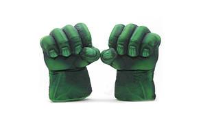 Перчатки Руки Халка, 2шт, фото 2