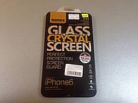Защитное стекло+пленка Remax для iPhone 6 6s