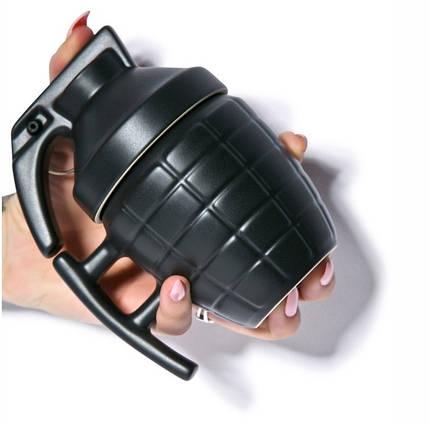 Кружка граната с чекой, фото 2