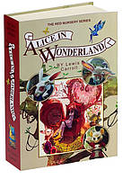 Книга сейф Алиса в стране чудес со страницами(22 см)