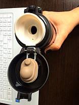 Термос питьевой Starbucks Черный 300 мл. , фото 2