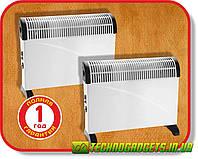 Конвектор Термия DL01 Turbo 2 кВт с вентилятором, фото 1