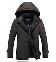 Мужская зимнее пальто. Модель 870