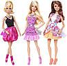"""Лялька Барбі """"Модниця"""" серії """"Модна вечірка"""" (Barbie) , фото 5"""