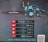 Бензопила GRAND БП-45-63, фото 5