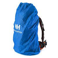Накидка, чехол на рюкзак (30-50л) NatureHike Rain Cover NH15Y001-Z