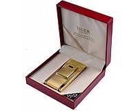 Электроимпульсная USB зажигалка Tiger №4686 SO