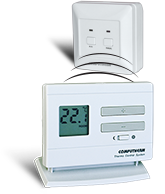 Computherm Q3RF терморегулятор беспроводной (термостат котла)