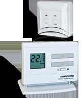 Computherm Q3RF терморегулятор бездротовий (термостат котла)