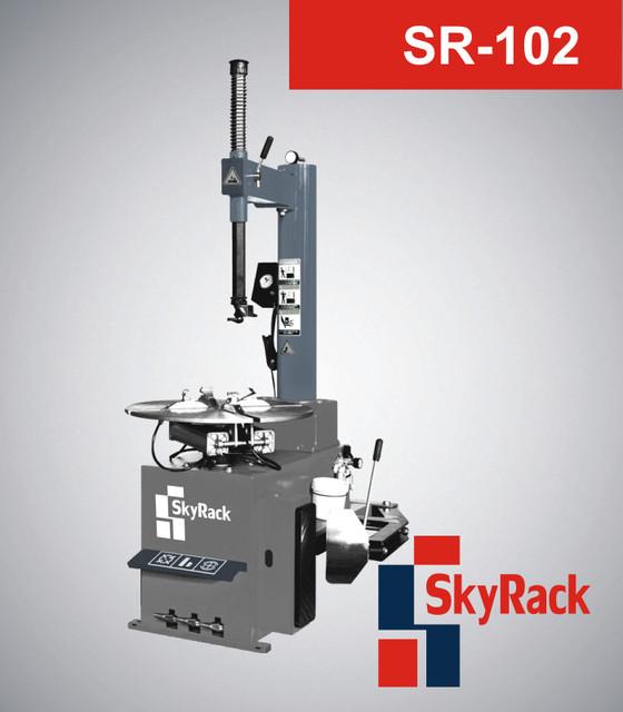 Шиномонтаж и балансировка SkyRack