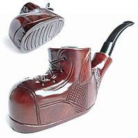 """Трубка курительная """"Супер"""" Ботинок (под фильтр 9 мм)"""