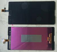 Sony Xperia T2 Ultra D5322 модуль дисплей сенсор тачскрін якісний