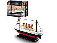 Конструктор SLUBAN Titanic 165-98мм 194дет. в коробке  23,5х19х4,5см M38-B0576