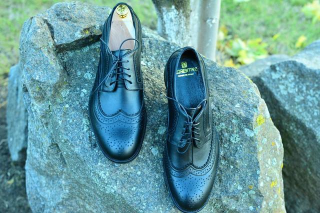 Мужские туфли оксфорды недорого