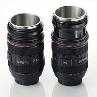 Чашка Canon EF 24-70 mm с зумом