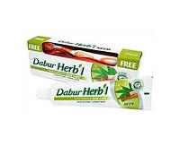 """Зубная паста - NEEM Dabur HERB""""L 150 гр+ Зубная щётка в подарок!"""