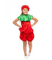 Карнавальный костюм помидора детский