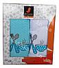 Набор махровых кухонных полотенец 2 шт. 45х70 Mariposa Кухня