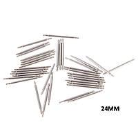 Спрингбар 24 мм*1,5 мм для крепления ремешка или браслета к часам (1 шт.)