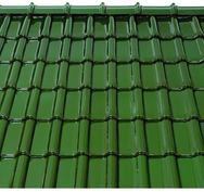 Зеленый F421y Глазурь. Коллекция Мульде