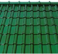 Зеленый F420y Глазурь. Коллекция Мульде