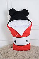 """Конверт для новорожденного """"Микки Маус"""", фото 1"""