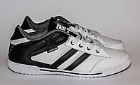 Кожаные кроссовки Urbika, оригинал 42 (27 см) размер, фото 1