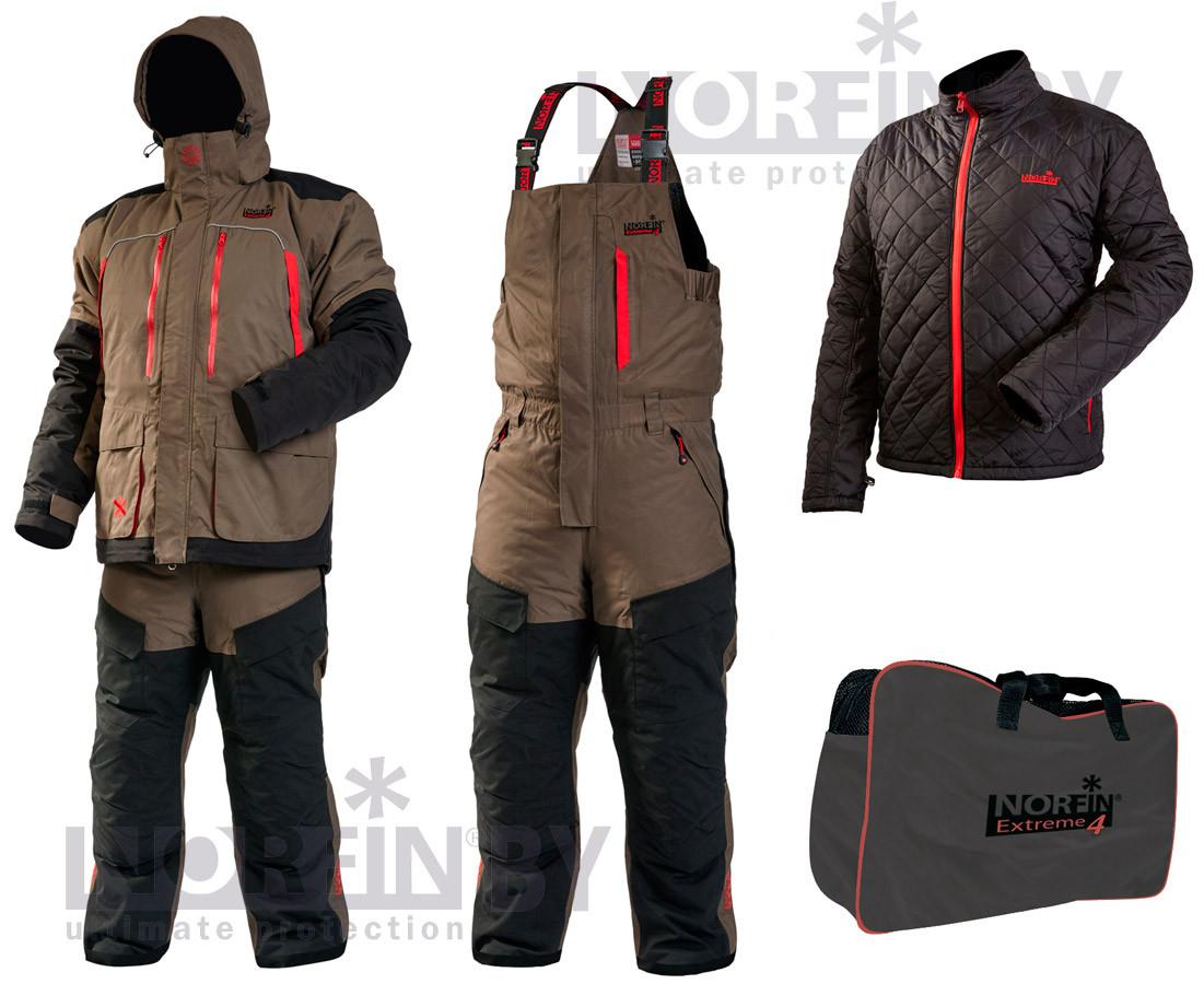 Зимний костюм Norfin Extreme 4 -35