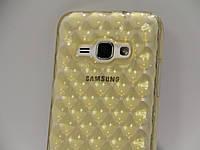 Чехол для смартфона Samsung Galaxy J120H J1 2016 Рыба золотой