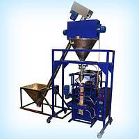 Автомат фасовочно-упаковочный с шнековым дозатором AF45SH